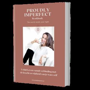 Gratis e-book Proudly Imperfect